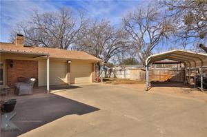 3424 S 23rd Street, Abilene, TX 79605