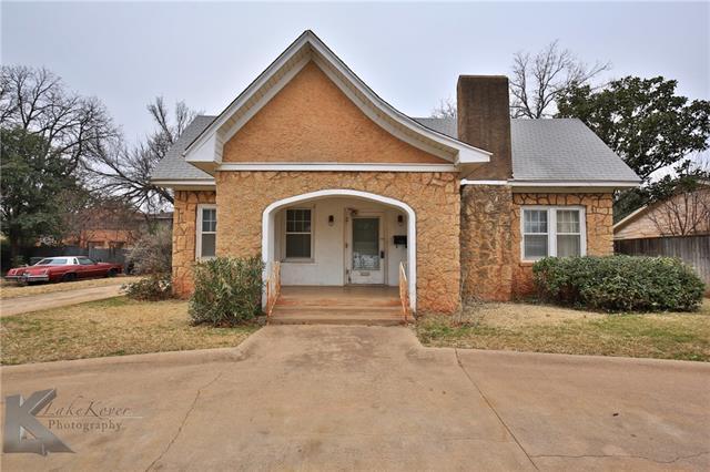 858 Elmwood Drive, Abilene, TX 79605