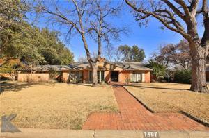 1467 Tanglewood Road, Abilene, TX 79605