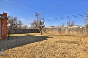 934 S San Jose Drive, Abilene, TX 79605