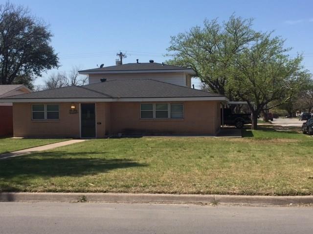 1142 Washington Boulevard, Abilene, TX 79601