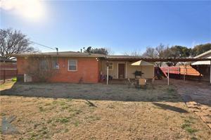 1409 Bel Air Drive, Abilene, TX 79603