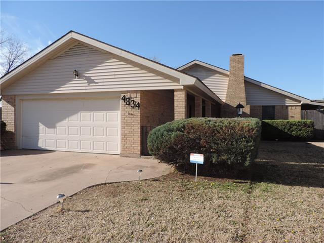 4834 Circle Nineteen, Abilene, TX 79606