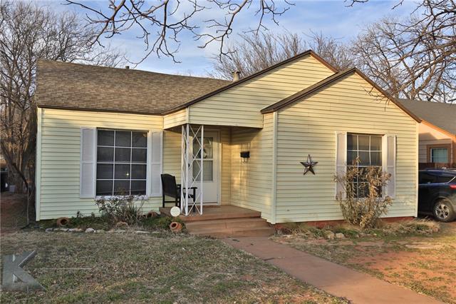 2864 S 7th Street, Abilene, TX 79605