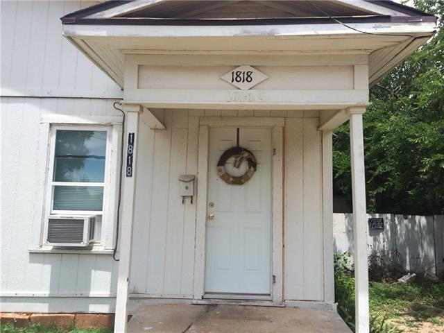 1818 S 6th Street, Abilene, TX 79602