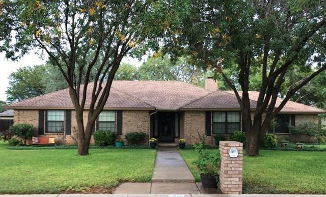 2509 Christopher Drive, Abilene, TX 79602