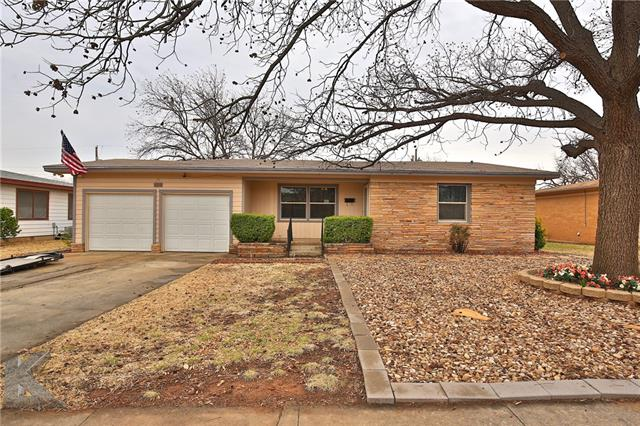 317 Glenhaven Drive, Abilene, TX 79603