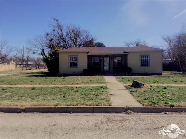 889 Clinton Street, Abilene, TX 79603