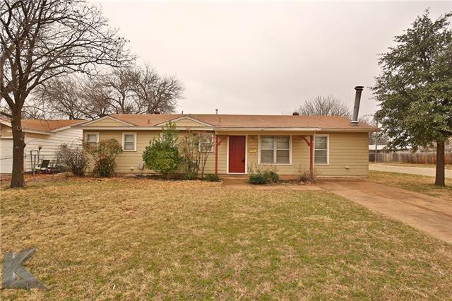 2525 S 40th Street, Abilene, TX 79605
