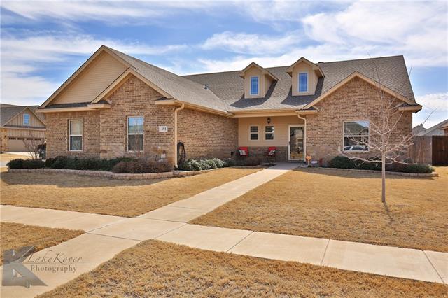 381 Southlake Drive, Abilene, TX 79602