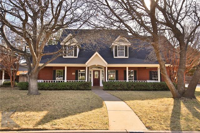 13 Hilliard Circle, Abilene, TX 79601