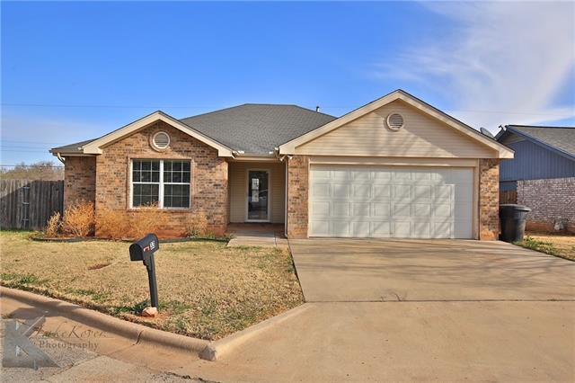 33 Woodcock Cir, Abilene, TX 79605
