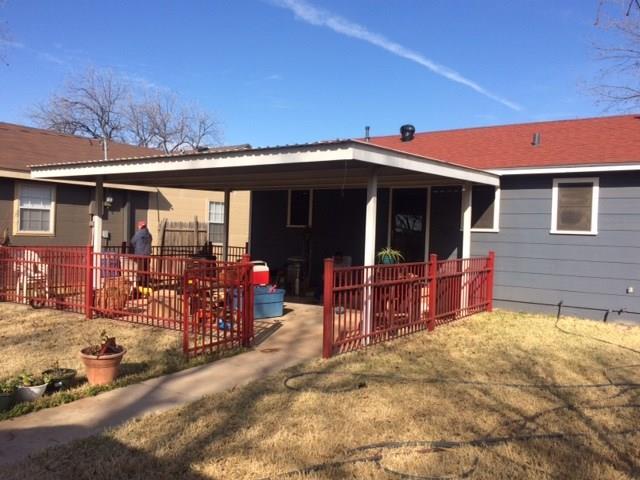 1466 Westmoreland Street, Abilene, TX 79603