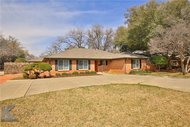2450 Windsor Road, Abilene, TX 79605