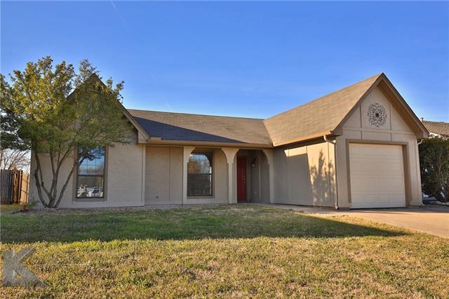 23 Shady Brook Circle, Abilene, TX 79605