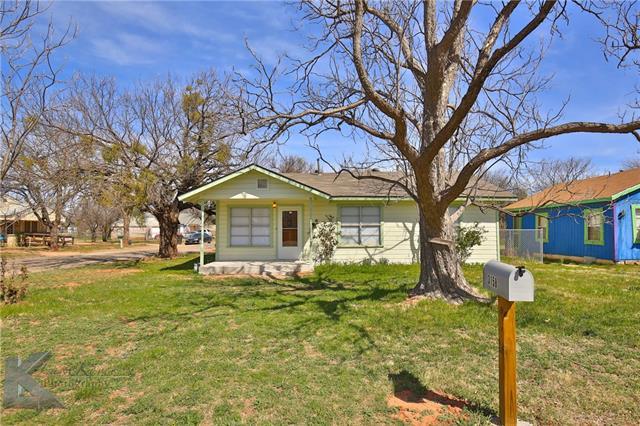 3158 S 3rd Street, Abilene, TX 79605