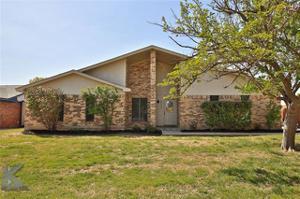 8025 Hearne Drive, Abilene, TX 79606