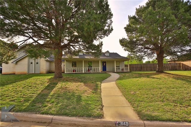 3149 Constitution Avenue, Abilene, TX 79601