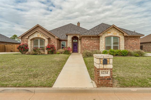 6234 Honor Roll Ct, Abilene, TX 79606
