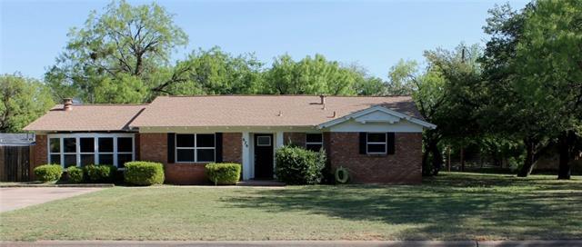 676 Westwood Drive, Abilene, TX 79603