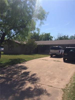 318 Moore Drive, Abilene, TX 79605