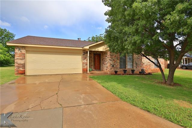 7918 Thompson Parkway, Abilene, TX 79606