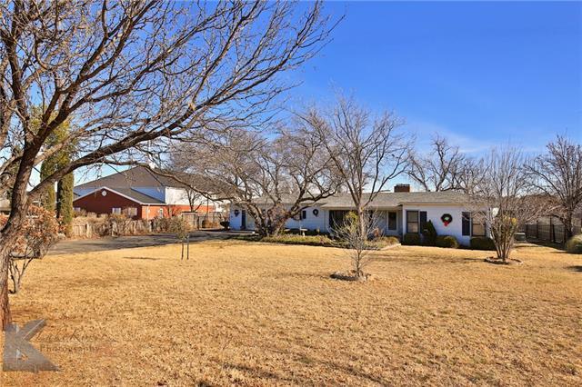 5609 Buffalo Gap Road, Abilene, TX 79606