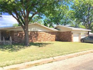 601 E North 21st Street, Abilene, TX 79601
