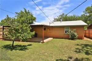 1426 Briarwood Street, Abilene, TX 79603