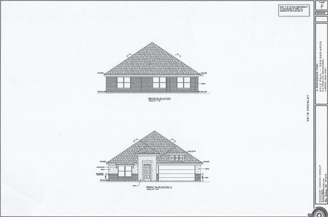 4618 Crosley, Abilene, TX 79606