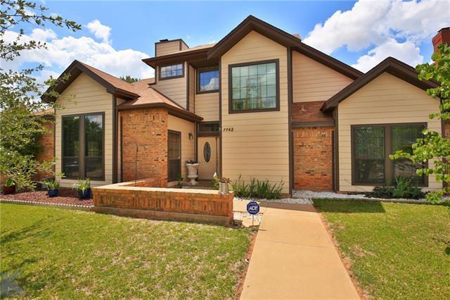 7742 John Carroll Drive, Abilene, TX 79606