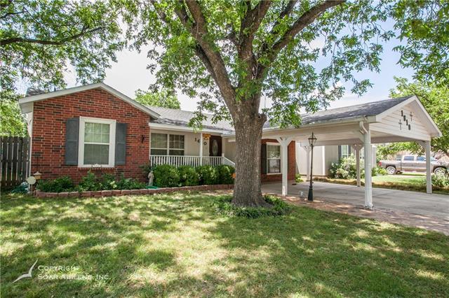 1610 Ballinger Street, Abilene, TX 79605
