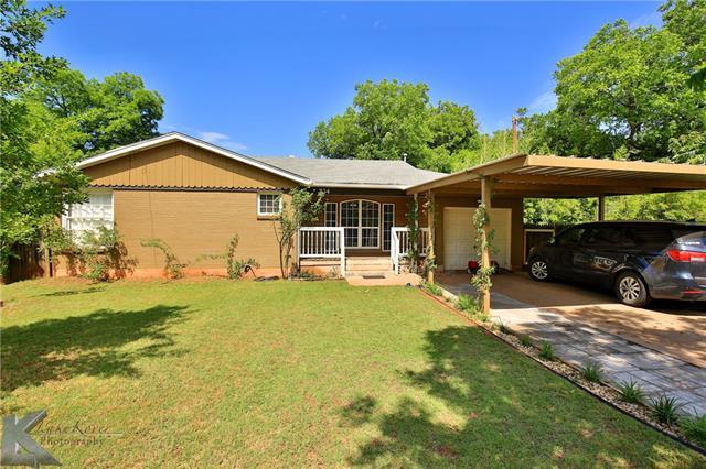734 Sammons Street, Abilene, TX 79605