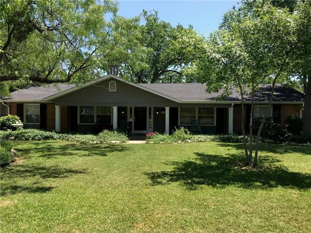 1609 Sylvan Drive, Abilene, TX 79605