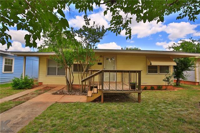 1517 N Mockingbird Lane, Abilene, TX 79603