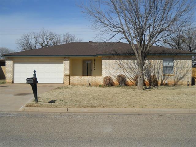 3034 Rex Allen Drive, Abilene, TX 79606