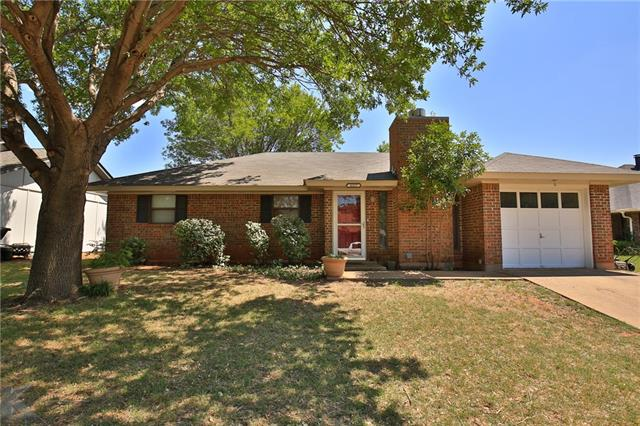 4117 Craig Drive, Abilene, TX 79606