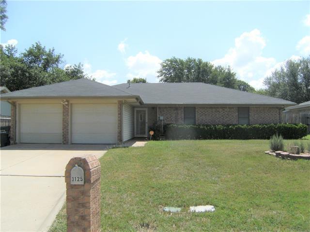 3125 Button Willow Parkway, Abilene, TX 79606