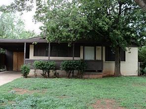 1702 Briarwood Street, Abilene, TX 79603