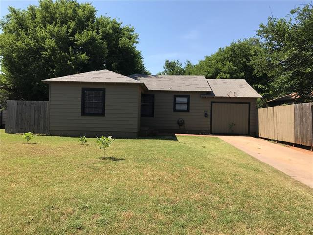 3265 S 13th Street, Abilene, TX 79605
