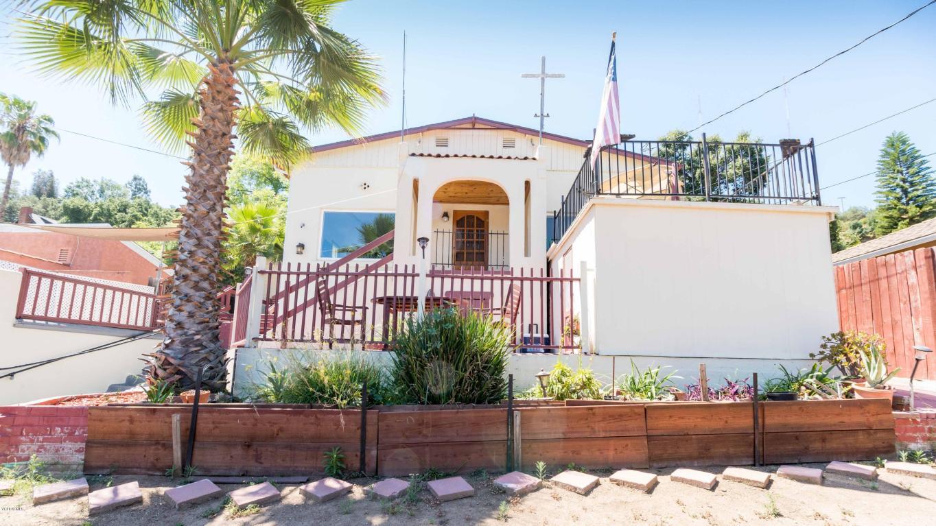 2740 El Roble Drive, Los Angeles, CA 90041