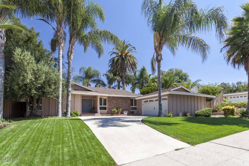1721 Bates Court, Thousand Oaks, CA 91362