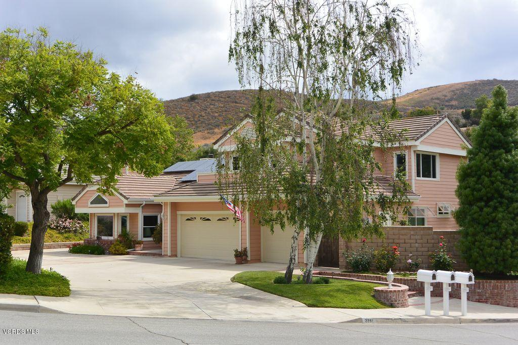 2291 Ranch View Place, Thousand Oaks, CA 91362