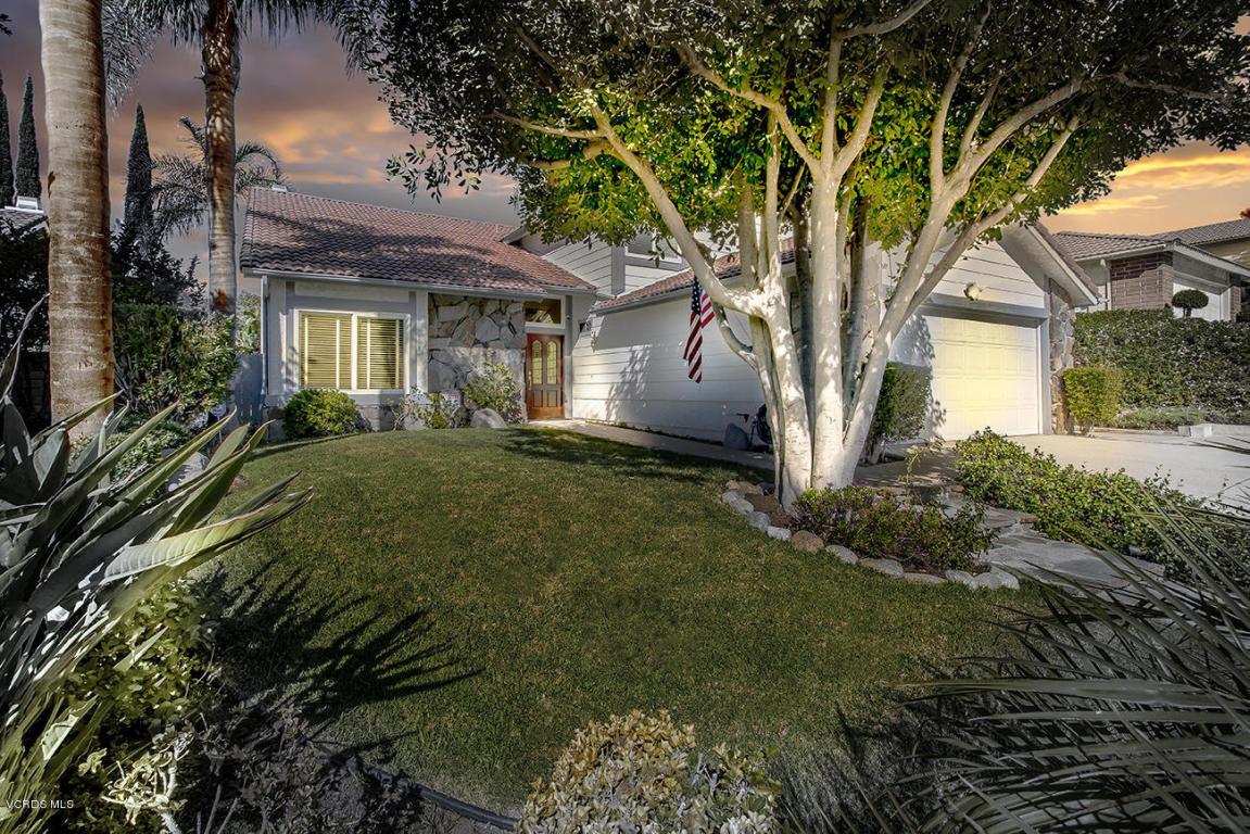5409 Alfonso Drive, Agoura Hills, CA 91301
