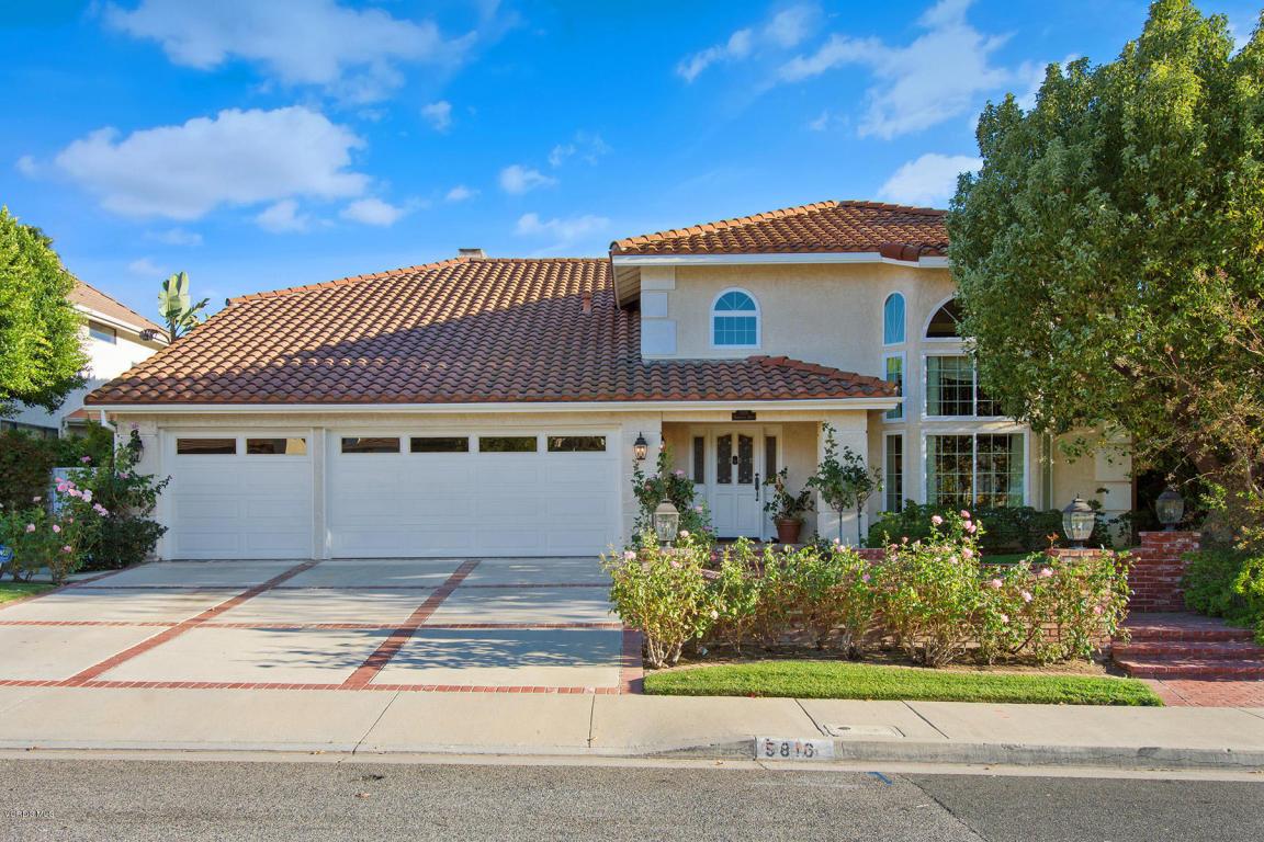 5816 Stonecrest Drive, Agoura Hills, CA 91301