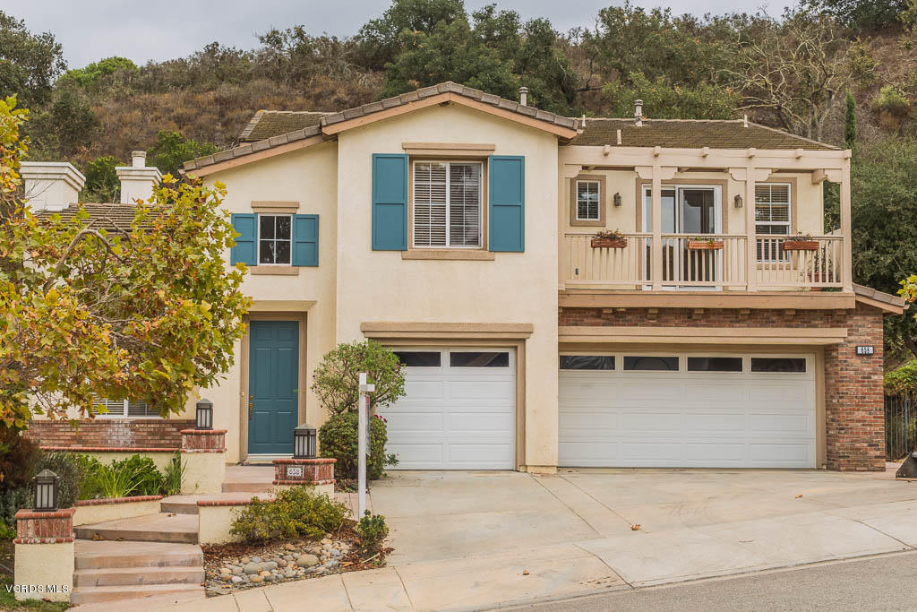 658 Rabbit Creek Lane, Newbury Park, CA 91320
