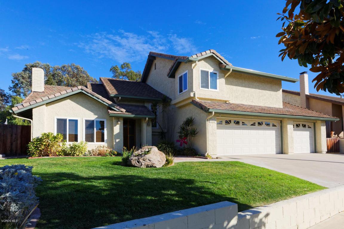 4584 Vista Del Valle Drive, Moorpark, CA 93021