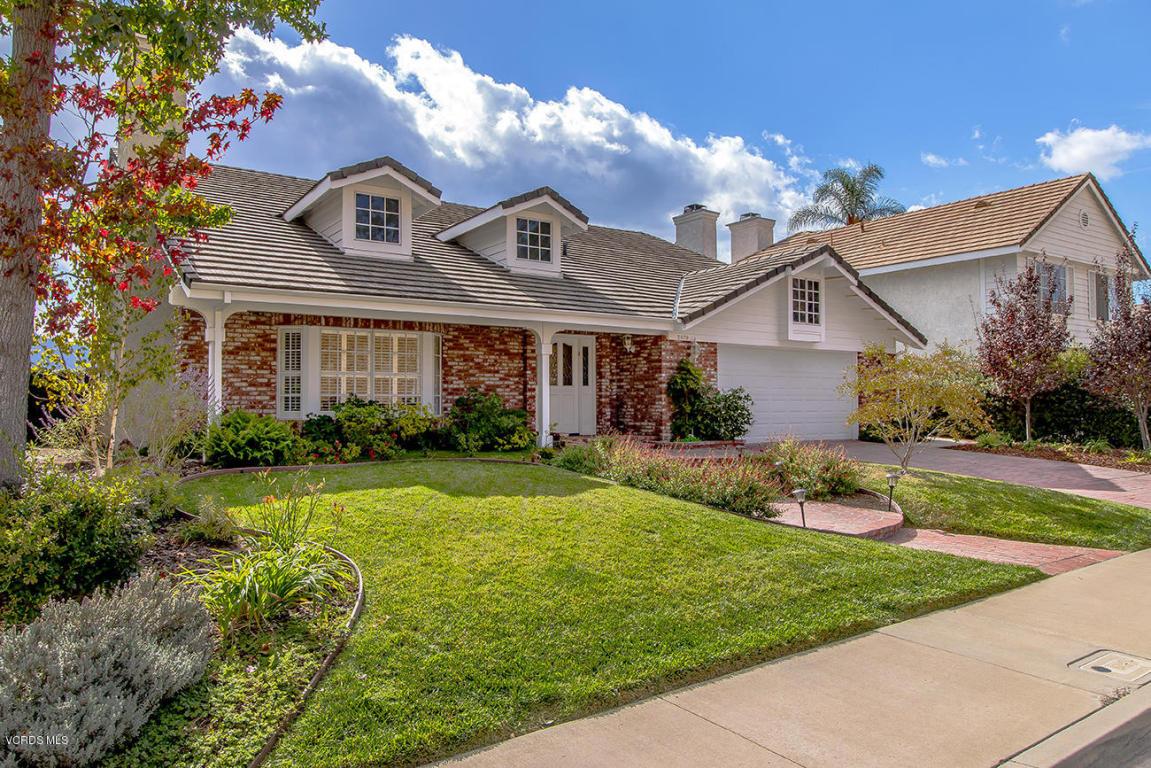 5879 Ridgebrook Drive, Agoura Hills, CA 91301