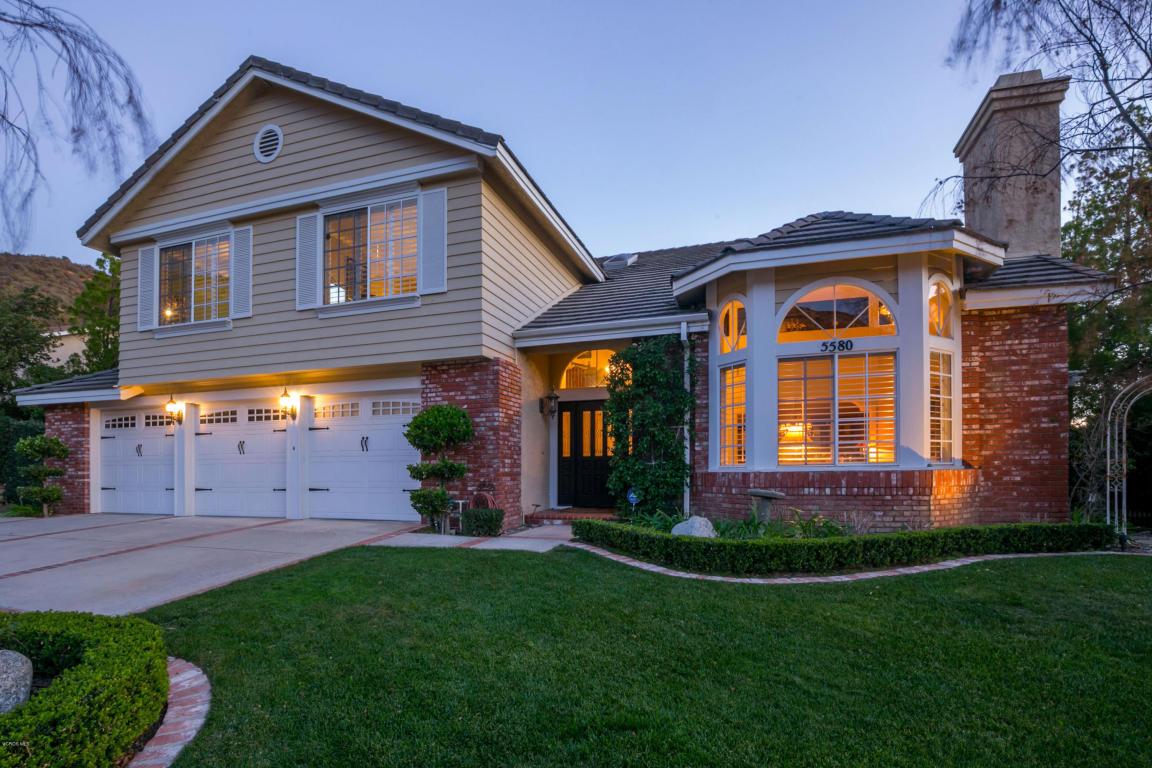 5580 Wembly Avenue, Oak Park, CA 91377