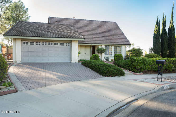 1596 Corte Del Rey, Thousand Oaks, CA 91360